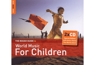 VARIOUS - The Rough Guide To World Music For Children - (CD)