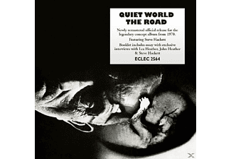 Quiet World - The Road - (CD)