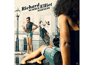 Richard Elliot - Summer Madness [CD]