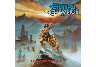 Eternal Champion - The Armor Of Ire [CD]