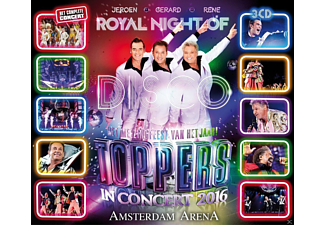 De Toppers - Toppers In Concert 2016 - Royal Night Of Disco | CD