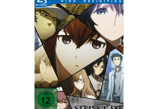 Steins Gate - Vol. 1 (Limited Edition im Sammelschuber) - (Blu-ray)