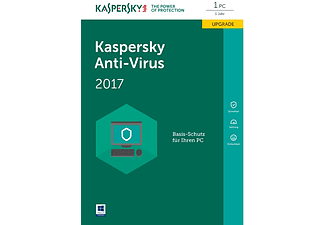 kaspersky anti virus 2017 upgrade code in a box mediamarkt. Black Bedroom Furniture Sets. Home Design Ideas