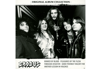 Exodus - Original Album Collection: Discovering EXODUS - (CD)