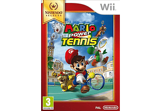 Wii Selects: Mario Power Tennis Nintendo Wii