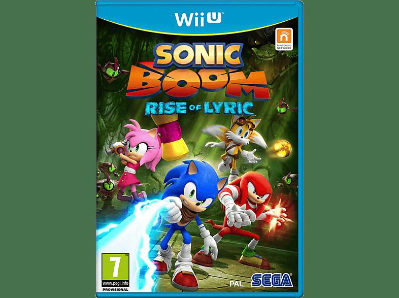 Sonic Boom Rise of Lyrics Nintendo Wii U gaming   offline nintendo wiiu παιχνίδια wii u gaming games wii  wii u games