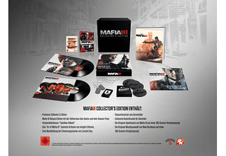 Mafia 3 (Collector's Edition) - PlayStation 4