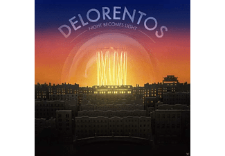 Delorentos - Night Becomes Light - (CD)