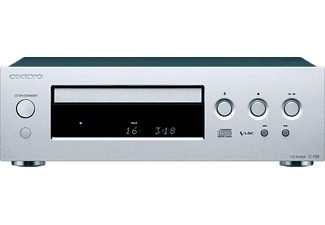 ONKYO C-755, CD-Player, Silber