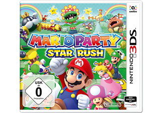 Mario Party Star Rush [Nintendo 3DS]