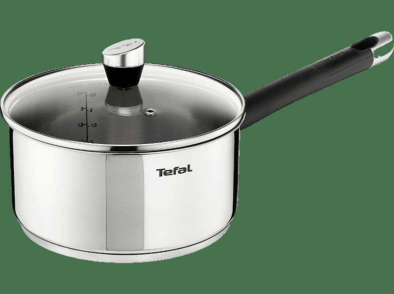 TEFAL Κατσαρολάκι γάλακτος με Καπάκι 16 cm - (E82328S)  μικροσυσκευές   φροντίδα σκεύη κουζίνας κατσαρόλες