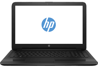HP 15-ay539ng, Notebook mit 15.6 Zoll Display, Core™ i3 Prozessor, 8 GB RAM, 1 TB HDD, Radeon R5 M430, Schwarz