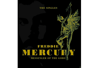 Freddie Mercury Messenger of the Gods: The Singles Collection CD