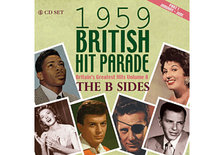 VARIOUS - The 1959 British Hit Parade The B Sides Part 1 - (CD)