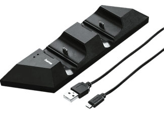 HAMA XBOX ONE Charger Ladestation Schwarz