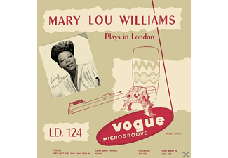 Mary Lou Williams - Mary Lou Williams Plays in London - (CD)