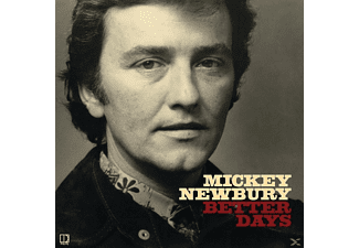 Mickey Newbury - Better Days - (Vinyl)