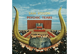 Sam Kogon - Psychic Tears - (CD)