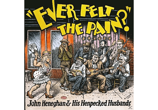 John Heneghan - Ever Felt The Pain? [CD]