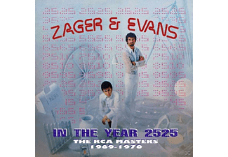 Zager & Evans - In The Year 2525 - (CD)