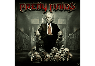 Pretty Maids - Kingmaker (Ltd.Gatefold/Colored Vinyl/180 Gra - (Vinyl)