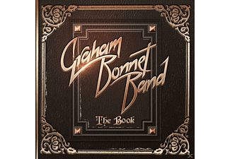 Graham Bonnet Band - The Book (Ltd.Gatefold/Black Vinyl/180 Gramm) - (Vinyl)