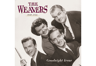 The Weavers - Goodnight Irene, 1949-1953 4-C [CD]