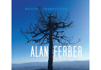 Alan Ferber - Roots & Transitions [CD]