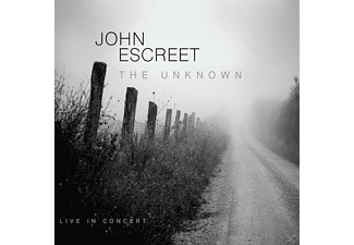 John Escreet - The Unknown [CD]