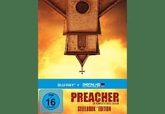 Preacher - Die komplette erste Season (Steelbook) - (Blu-ray)
