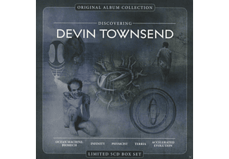 Devin Townsend - Original Album Collection: Discovering DEVIN TOWNS [CD]