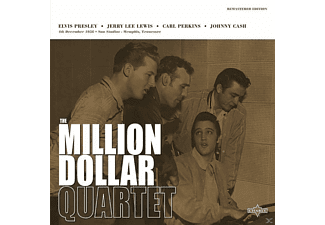 The Million Dollar Quartet - The Million Dollar Quartet [EP (analog)]