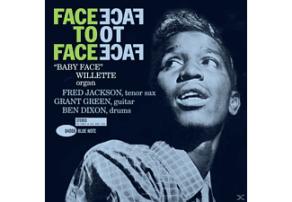 Baby Face Willette - Face To Face (Ltd.180g Vinyl) - (Vinyl)