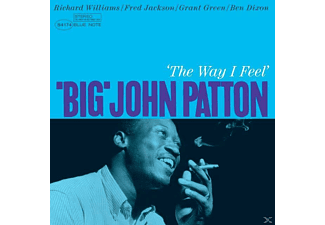 """big"" John Patton - The Way I Feel (Ltd.180g Vinyl) [Vinyl]"