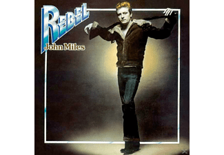 John Miles - Rebel (Ltd.Edt 180g Vinyl) - (Vinyl)