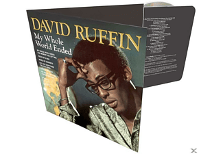 David Ruffin - My Whole World Ended - (CD)