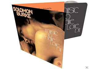 Solomon Burke - Music To Make Love By [CD]