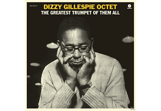 Dizzy Octet Gillespie - The Greatest Trumpet Of Them All (Ltd.180g Vinyl) [Vinyl]