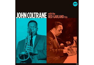 John Coltrane - With The Red Garland Trio (Ltd.Edt 180g Vinyl) - (Vinyl)