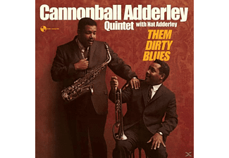 Cannonball Adderley - Them Dirty Blues+2 Bonus Tracks (Ltd.Edt 180g V - (Vinyl)