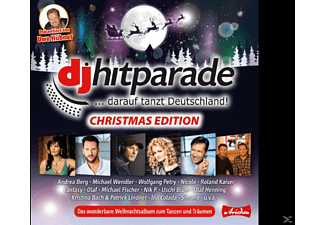 VARIOUS - DJ HitParade - Christmas Edition [CD]