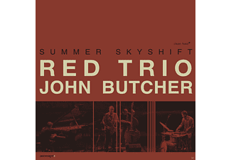 Red Trio & John Butcher - Summer Skyshift - (CD)