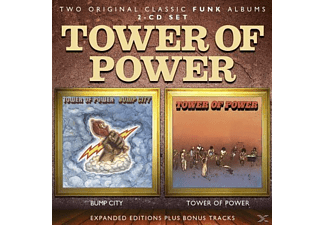 Tower of Power - Bump City/Tower Of Power (Expanded+Remastered) [CD]
