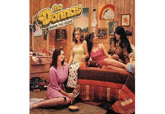 The Donnas - Spend The Night (Expanded Edition) - (CD)