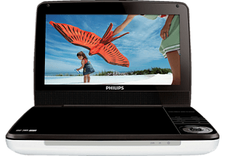 PHILIPS PD9030/12, Tragbarer DVD-Player, 22.9 cm (9 Zoll)