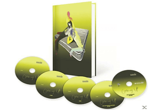 Suede - Coming Up 20th Anniv.Edition (4CD+DVD Media Book) [CD + DVD Video]
