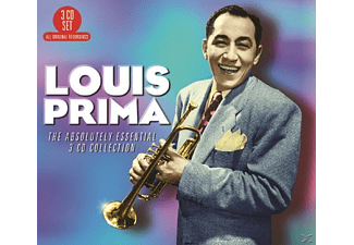 Louis Prima - Absolutely Essential [CD]