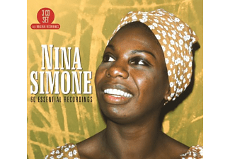 Nina Simone - 60 Essential Recordings - (CD)