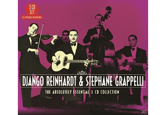 Django Reinhardt, Stéphane Grappelli - Absolutely Essential [CD]