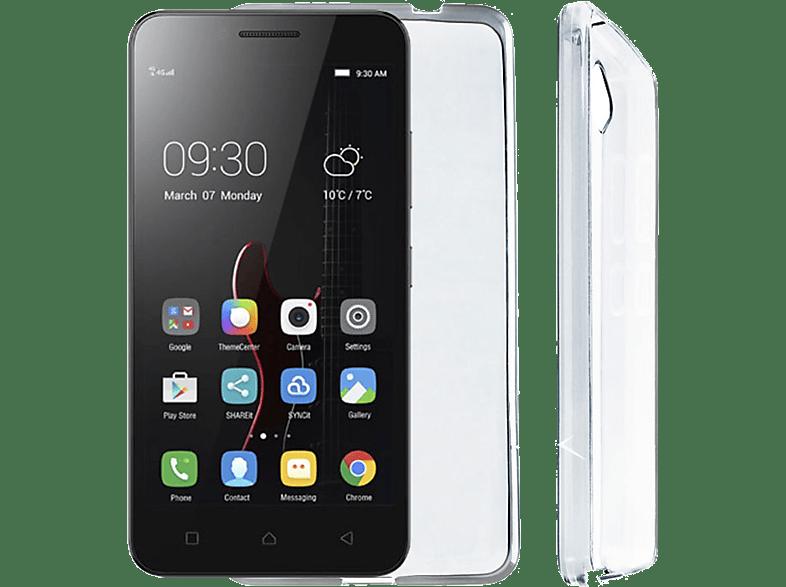 VOLTE-TEL Θήκη Slimcolor Lenovo Vibe C White- (5205308168277) τηλεφωνία   πλοήγηση   offline αξεσουάρ κινητής smartphones   smartliving αξεσου